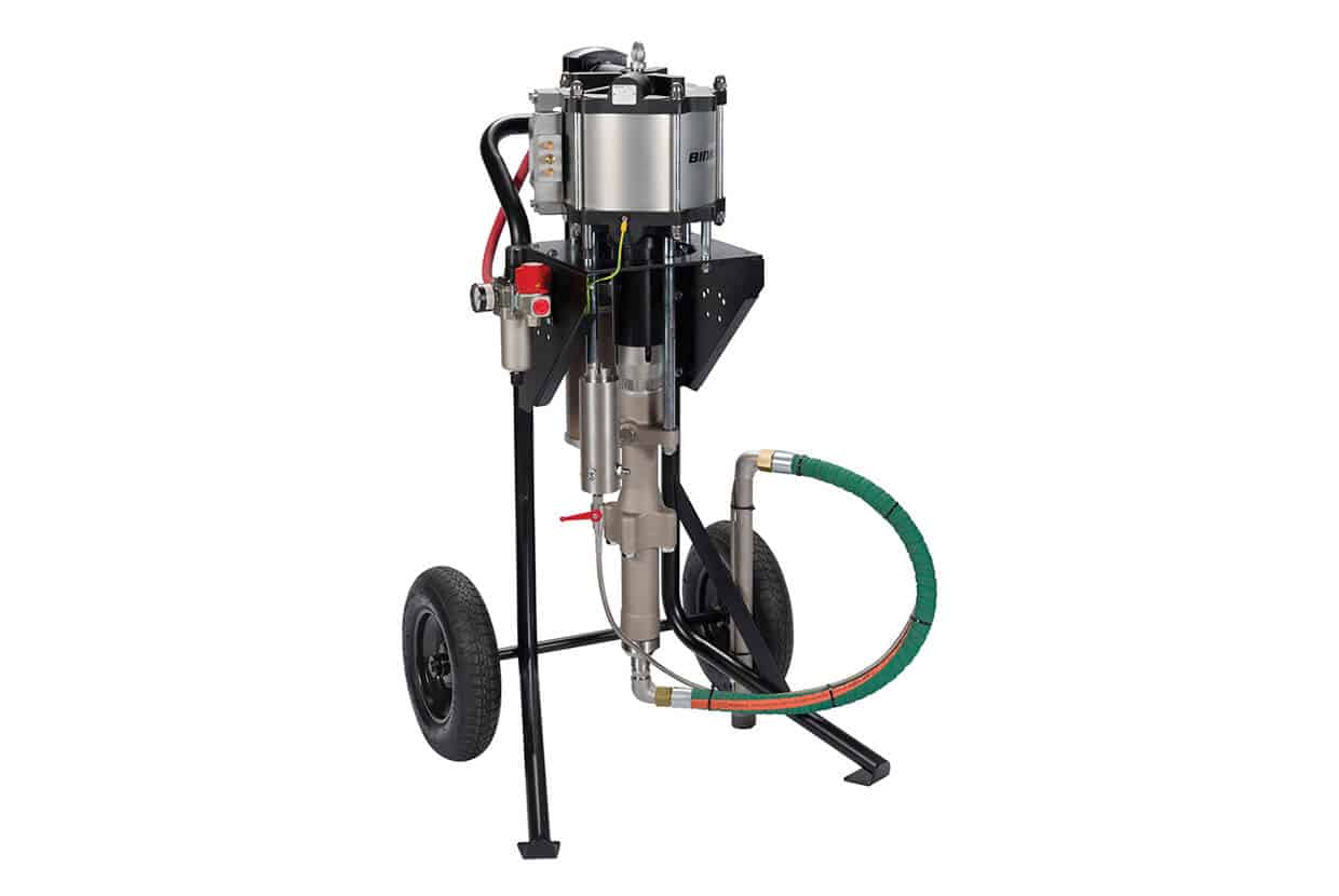 Airless Spray Pump Binks MX35/60