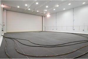 Plastic media blast room recovery equipment