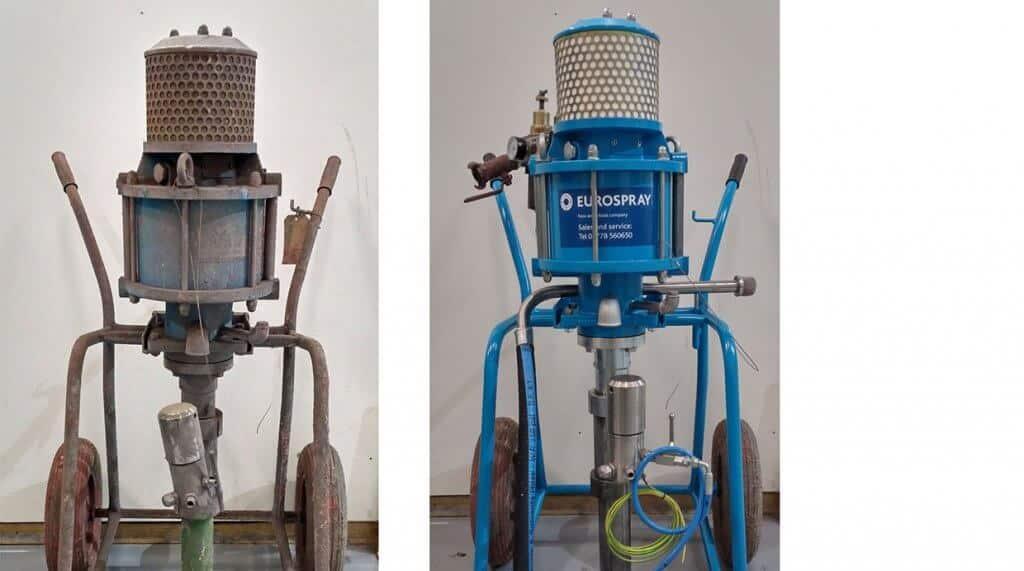 WIWA Airless 28064 Professional Pump