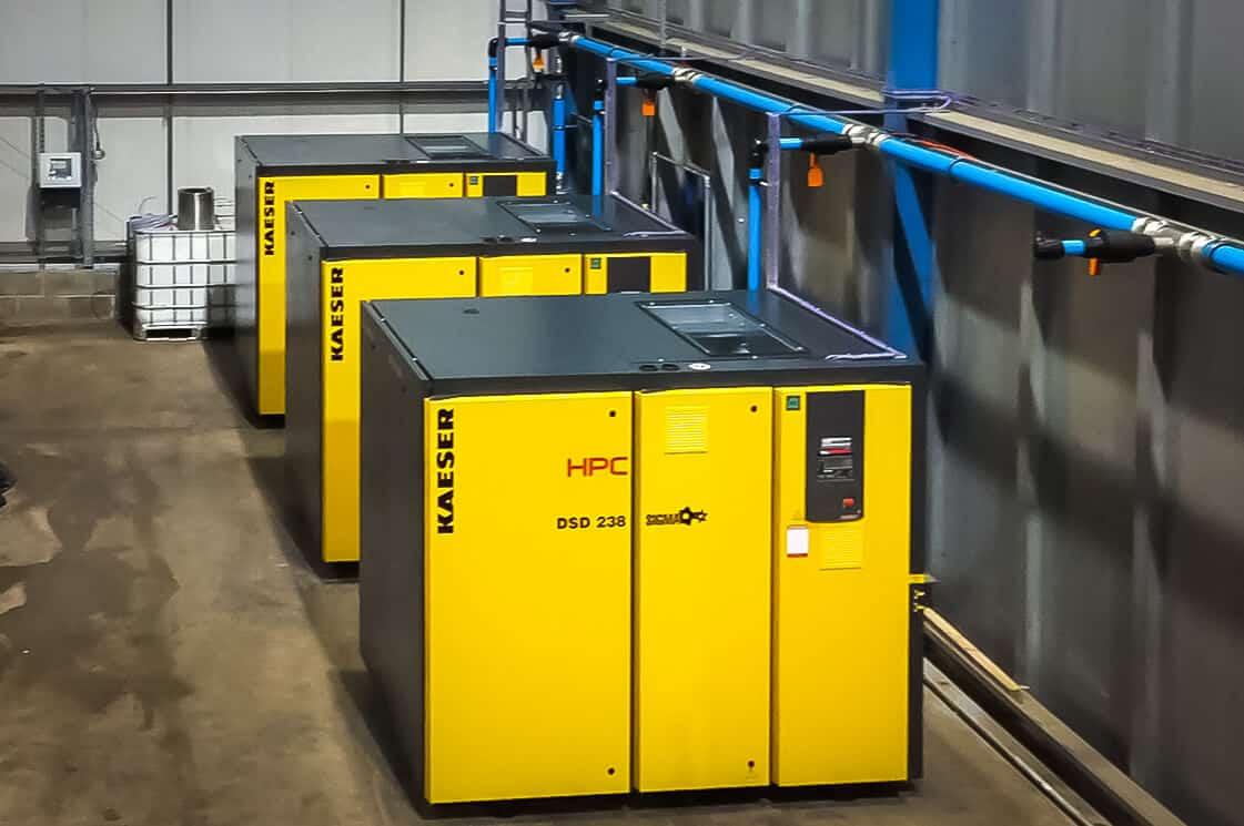 Airblast Air Compressors