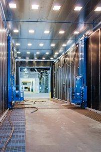 Airblast Rapid Recovery Abrasive Elevators