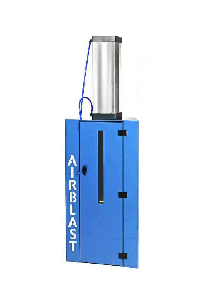 Airblast Can Crusher