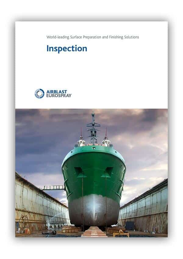 Airblast Inspection Catalogue Brochure