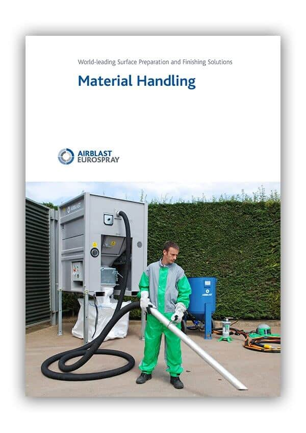 Abrasive Recovery Brochure for Material Handling