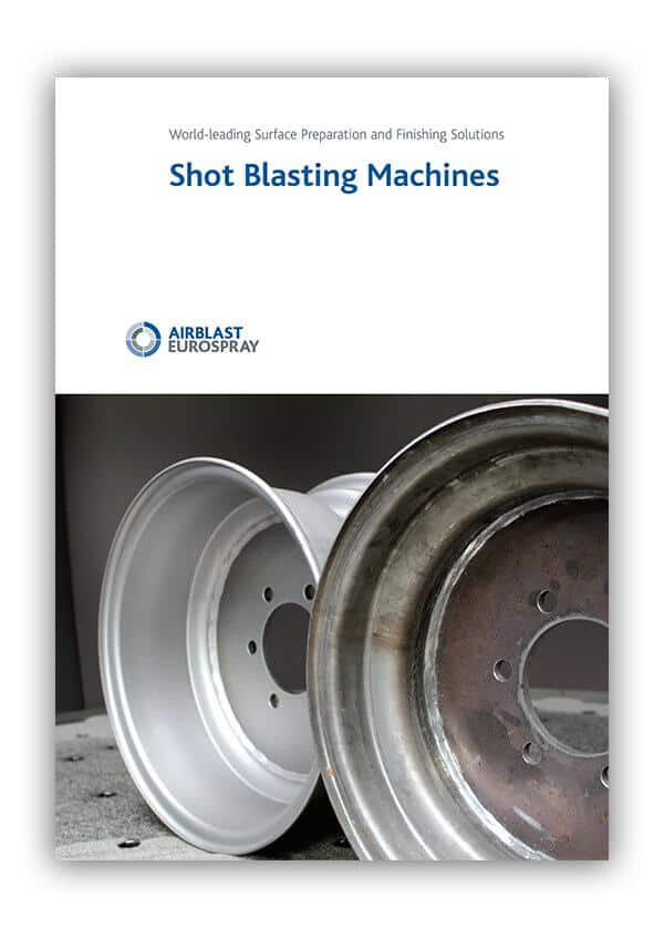 Shot Blasting Machines Brochure