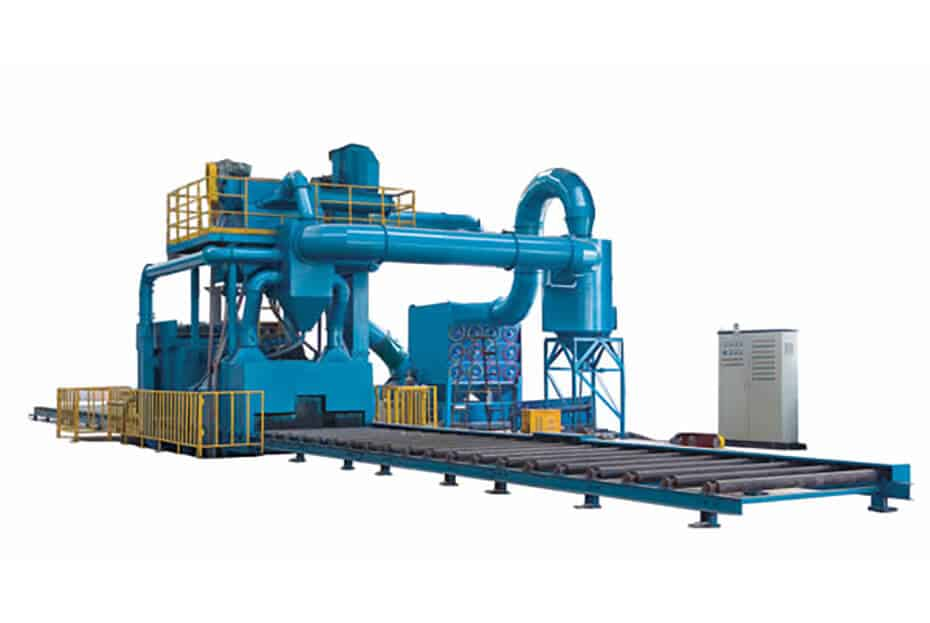 Shot Blasting Machines RC Line 03